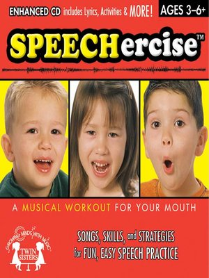 cover image of Speechercise Level 1