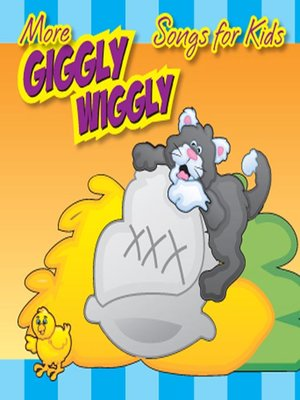 cover image of More Giggly Wiggly Songs for Kids