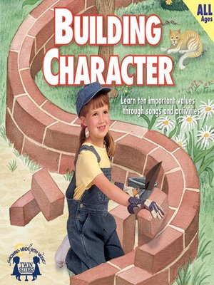 cover image of Building Character