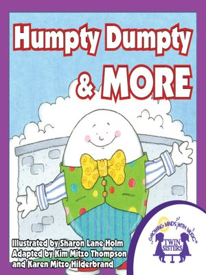 cover image of Humpty Dumpty and More
