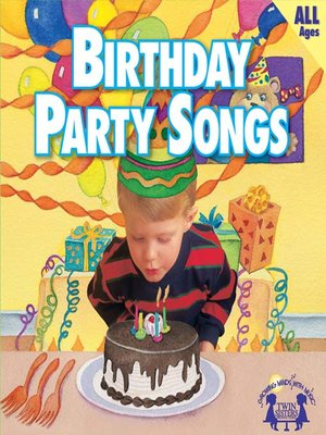 cover image of Birthday Party Songs