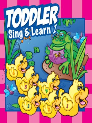 cover image of Toddler Sing & Learn 1