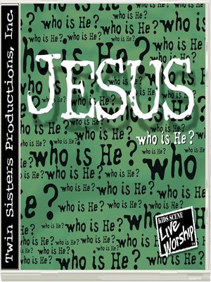 cover image of Jesus - who is He?
