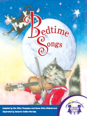cover image of Bedtime Songs Sing & Learn