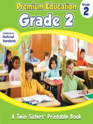 cover image of Premium Education Grade 2