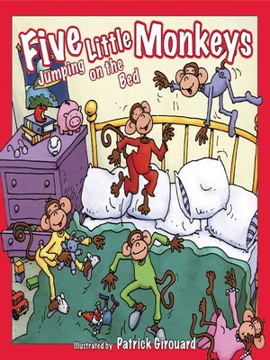cover image of Five Little Monkeys