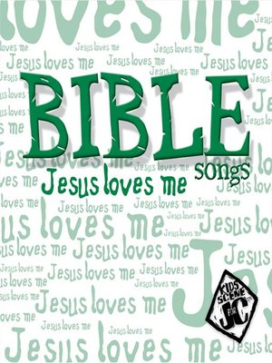 cover image of Bible Songs