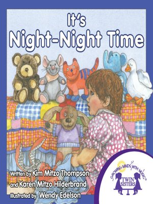 cover image of Its Night-Night Time