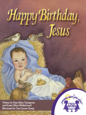 cover image of Happy Birthday Jesus
