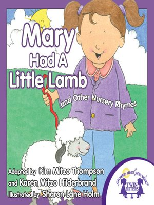 cover image of Mary Had a Little Lamb
