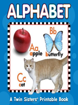 cover image of Alphabet Photographic Workbook