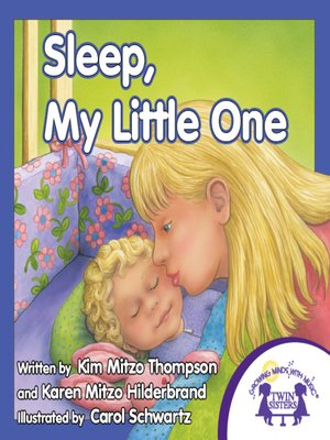 cover image of Sleep, My Little One