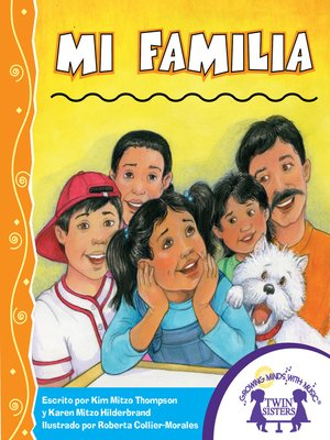 cover image of Mi Familia