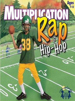 cover image of Multiplication Rap & Hip Hop