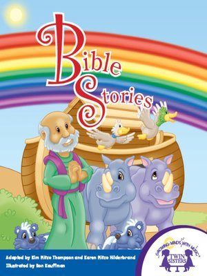 cover image of Bible Stories Sing & Learn