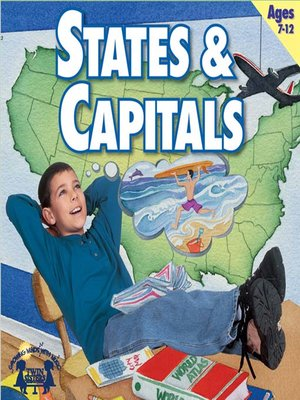 cover image of States & Capitals