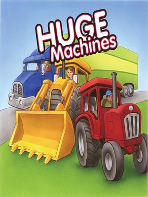 cover image of Huge Machines