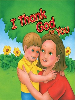cover image of I Thank God for You