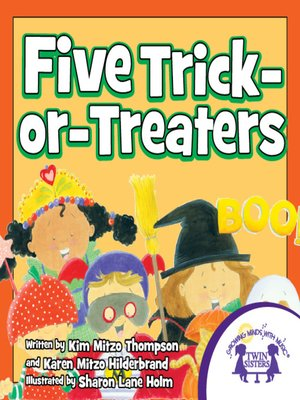 cover image of Five Trick or Treaters