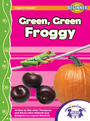 cover image of Green, Green Froggy