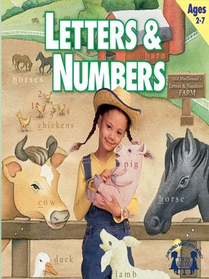 cover image of Letters & Numbers
