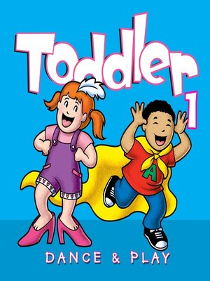 cover image of Toddler Dance & Play 1