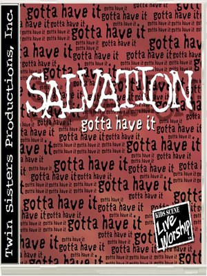 cover image of Salvation - Gotta Have It