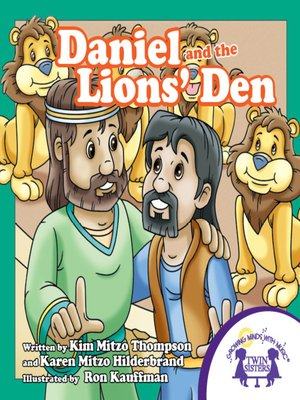 cover image of Daniel & the Lion's Den