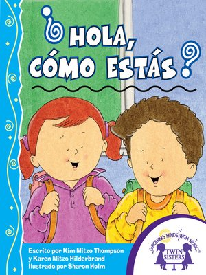 cover image of ¿Hola, Cómo Estás?