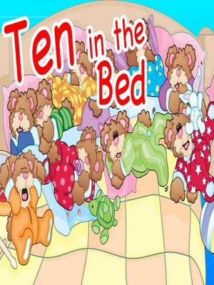 cover image of Ten in the Bed