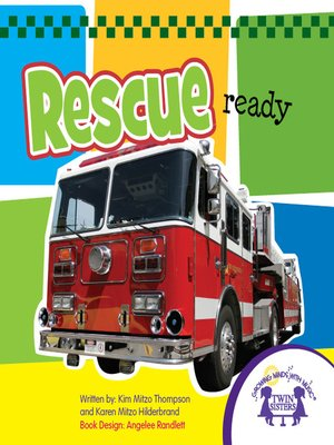 cover image of Rescue Ready Picture Book