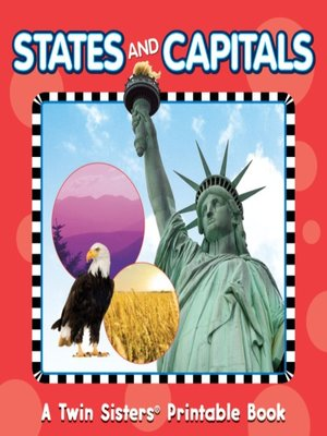 cover image of States & Capitals Photographic Workbook