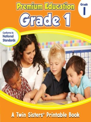 cover image of Premium Education Grade 1