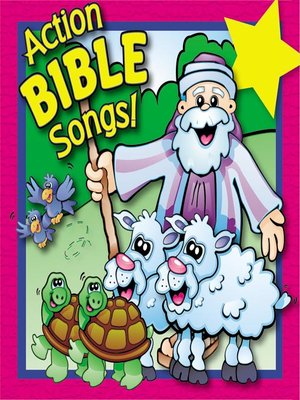 cover image of Action Bible Songs