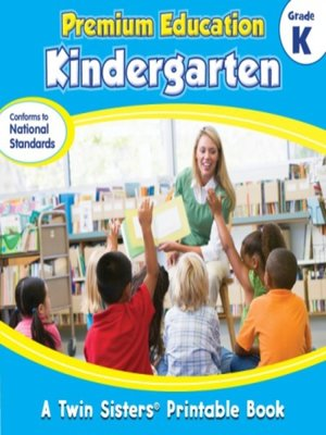 cover image of Premium Education Kindergarten