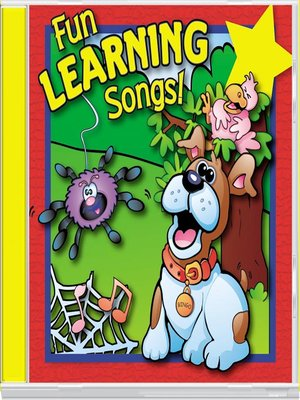 cover image of Fun Learning Songs, Volume 1