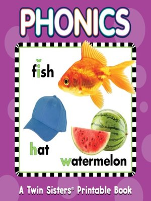 cover image of Phonics Photographic Workbook