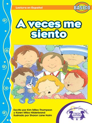 cover image of A Veces Me Siento
