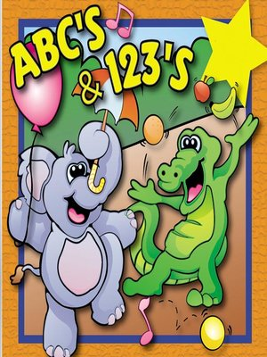 cover image of ABC's & 123's