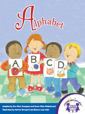 cover image of Alphabet Sing & Learn