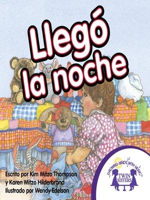 cover image of Llego La Noche