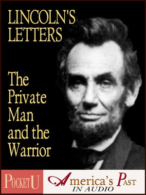 cover image of Lincoln's Letters