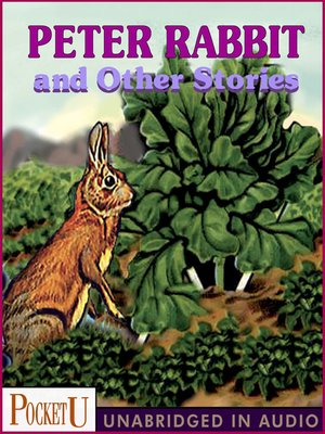 cover image of Peter Rabbit and Other Stories