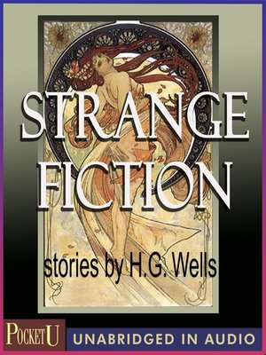 cover image of Strange Fiction