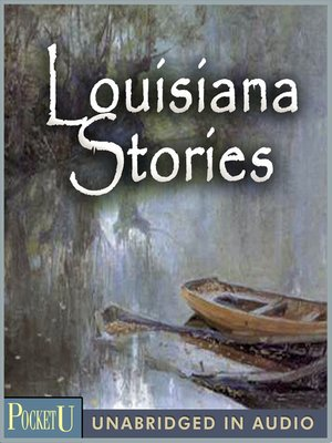 cover image of Louisiana Stories
