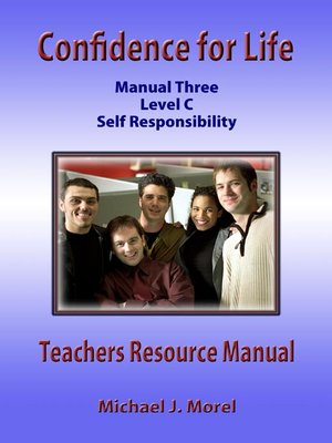 cover image of Confidence for Life Manual Three