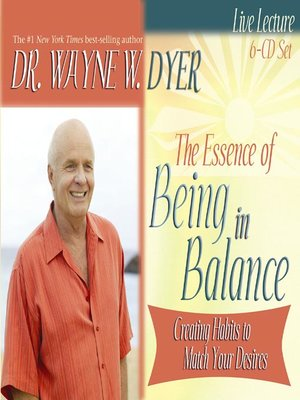 cover image of The Essence of Being in Balance