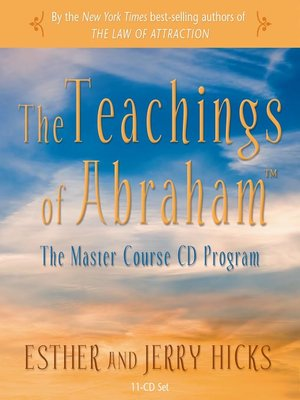cover image of The Teachings of Abraham