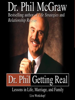Getting over a relationship dr phil