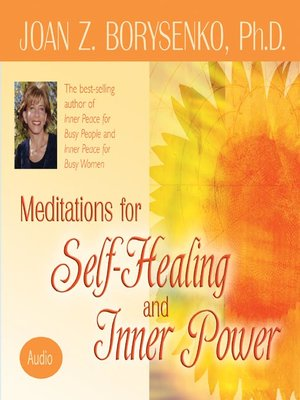 cover image of Meditations for Self-Healing and Inner Power
